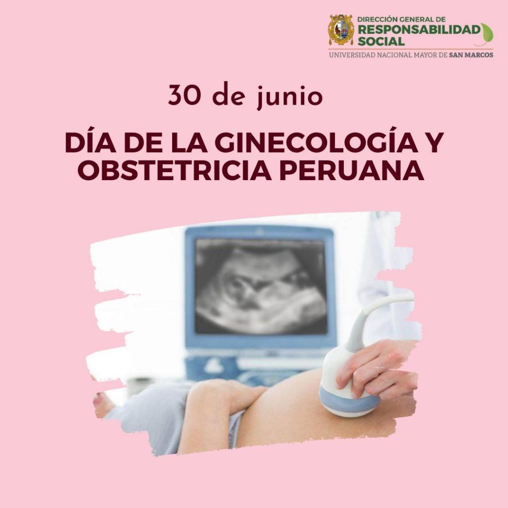Día de la Ginecología y Obstetricia peruana