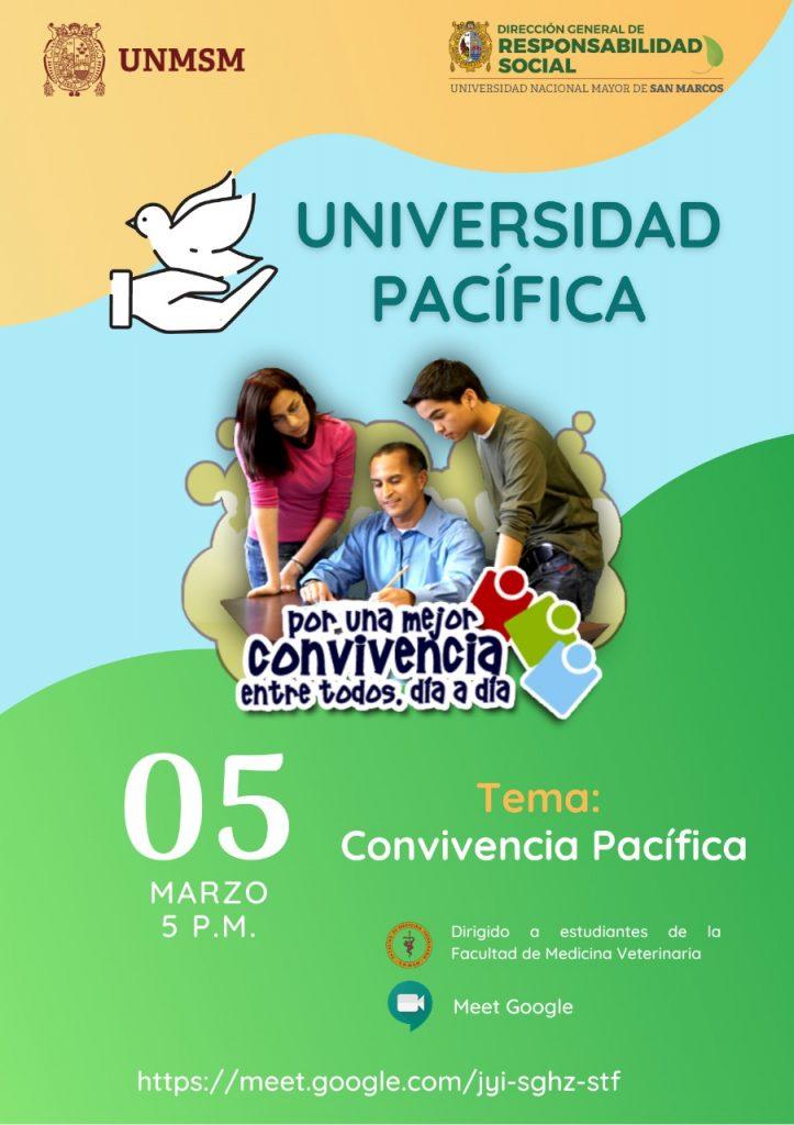 CLAUSURA DEL PROGRAMA UNIVERSIDAD PACÍFICA
