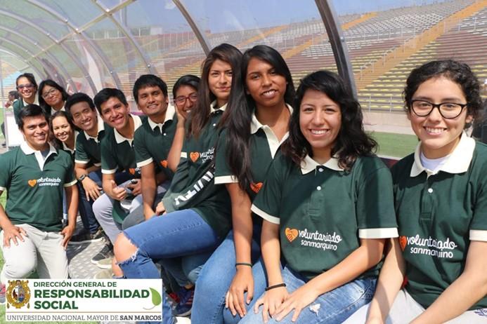 La UNMSM reglamenta labor del Sistema de Voluntariado de la comunidad sanmarquina