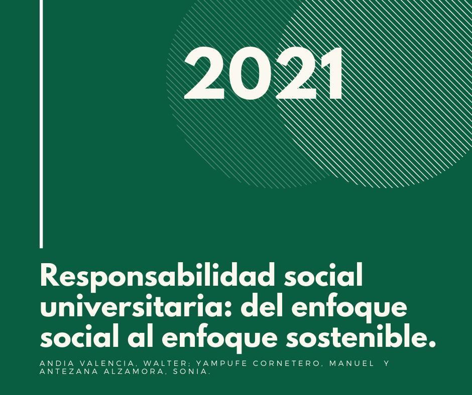 Revista Cubana de Educación Superior publica artículo de Responsabilidad social universitaria con enfoque sostenible, realizado por directivos de la DGRS